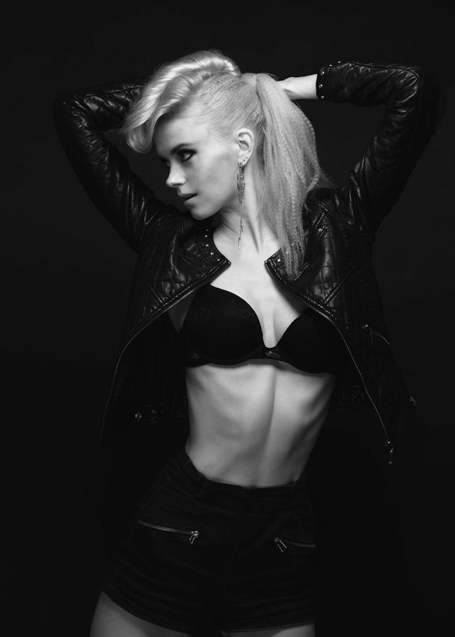Svetlana Fokina model from Russia in Bangkok Thailand