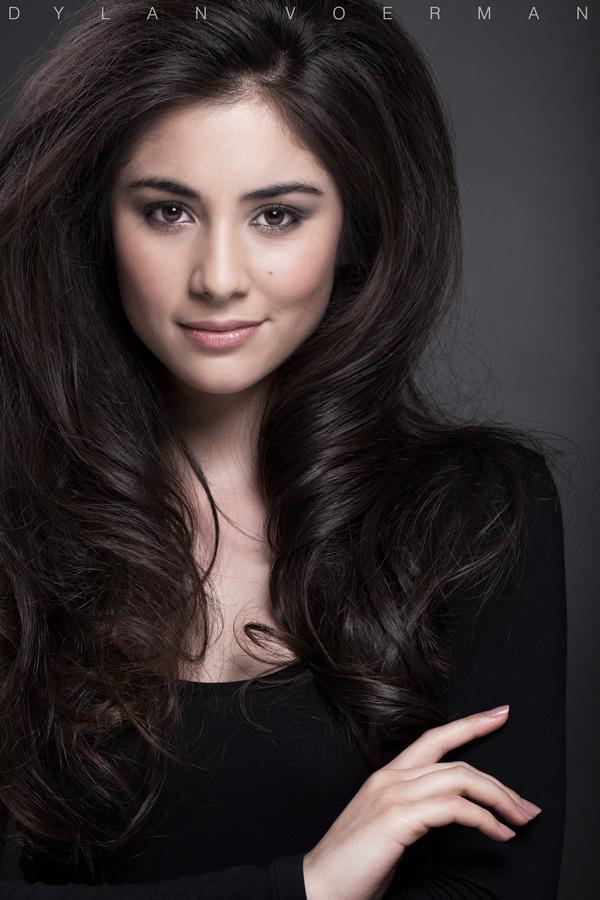 Model Mari Jasmine from Australia in Bangkok Thailand