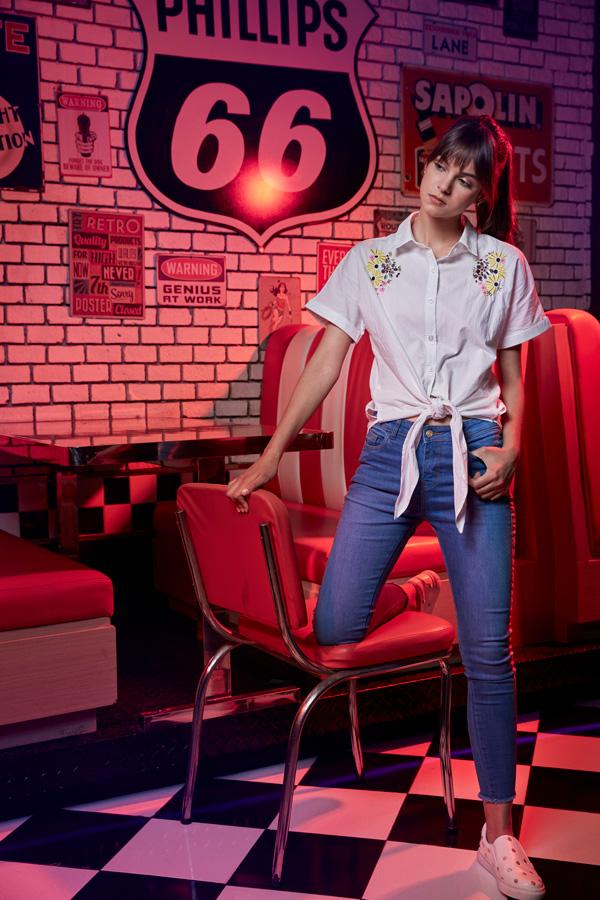 Breakout Pakistan fashion brand website billboards photo shoot Thailand Summer festive 2019