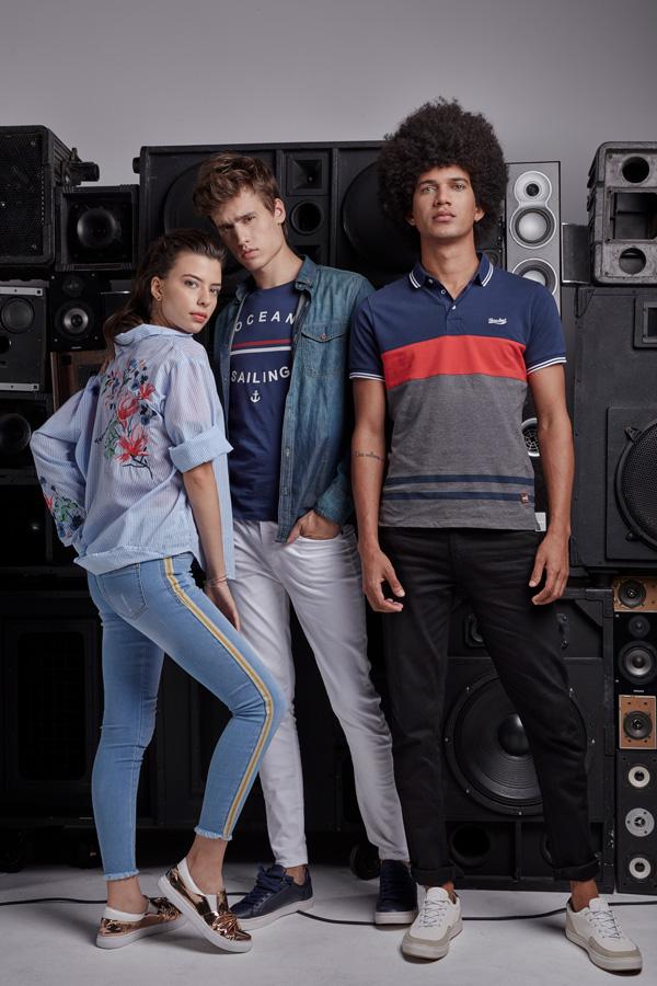 Breakout Pakistan fashion brand website billboards photo shoot Thailand Summer 2019