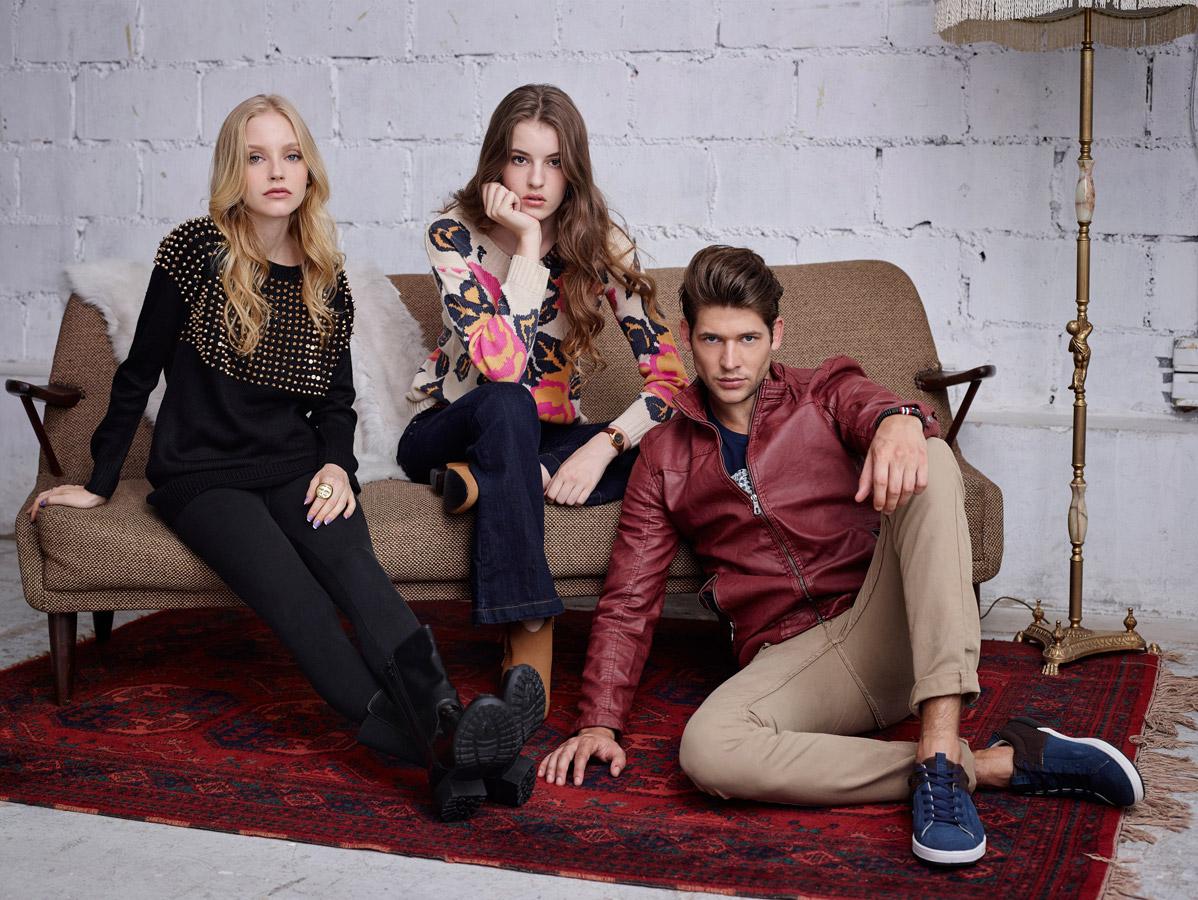Breakout Pakistan fashion brand website billboards photo shoot Bangkok Studio 2015