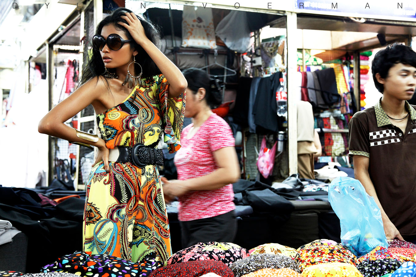 Chanok Sayoungkul in Hanoi Vietnam
