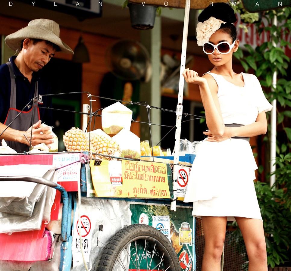 Chanok Sayoungkul in Bangkok Thailand