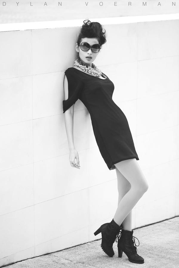 Thai Model Chanok Sayoungkul in Bangkok Thailand