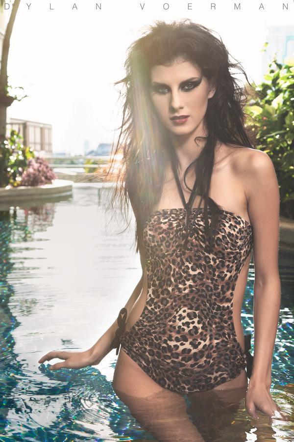 Model in Bangkok Thailand