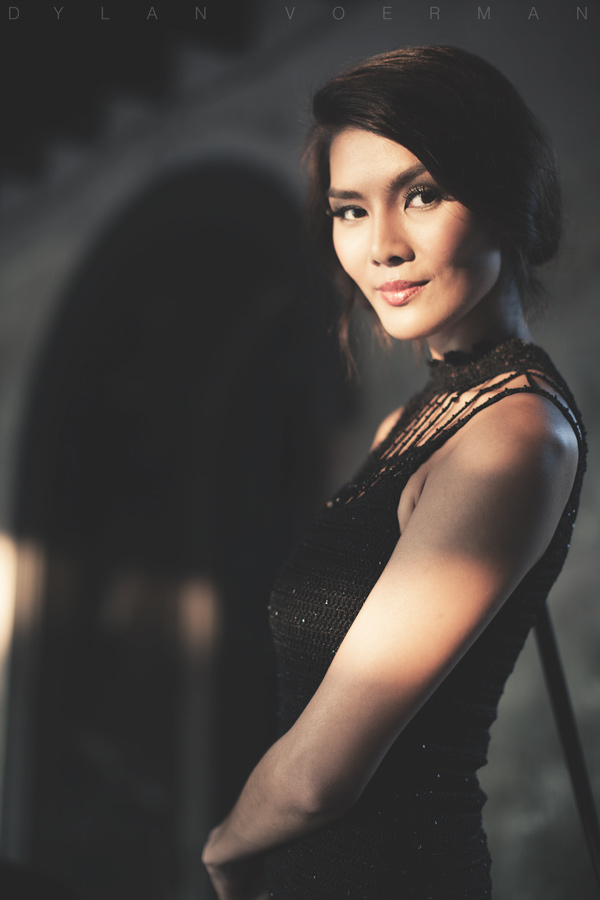 Model Kaew Maythavee Bangkok Thailand