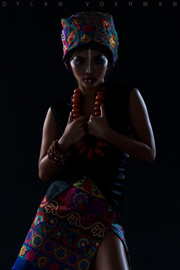 Thai Model Nong Charamporn Radomsuk Bangkok Thailand