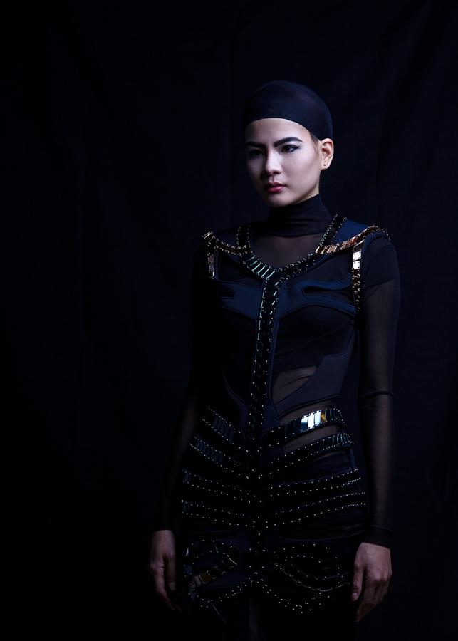 Model Taiwan for Erevos Aether Taiwan