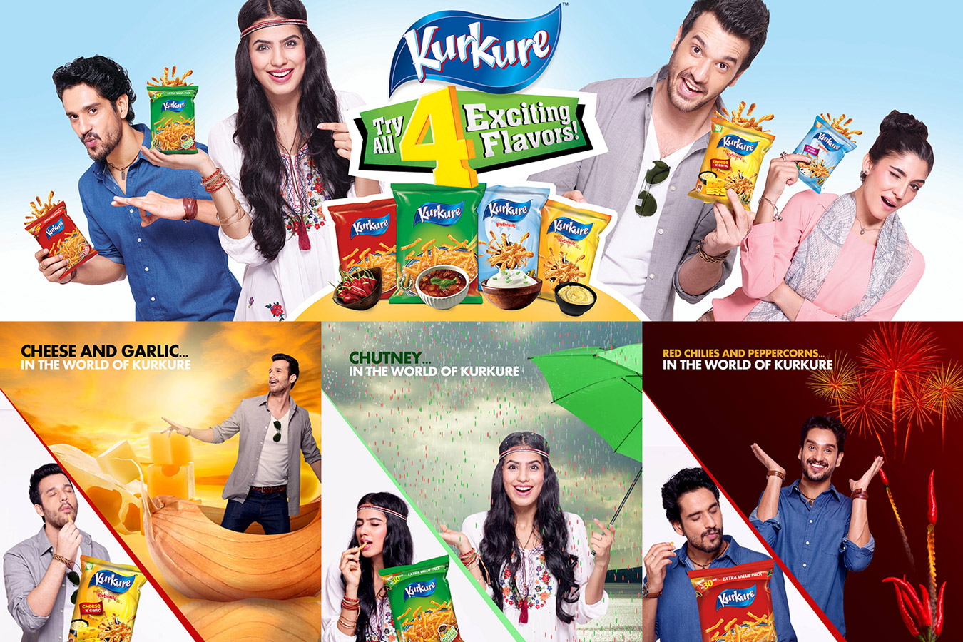 Kurkure Lays PepsiCo Advertising pakistan website billboards