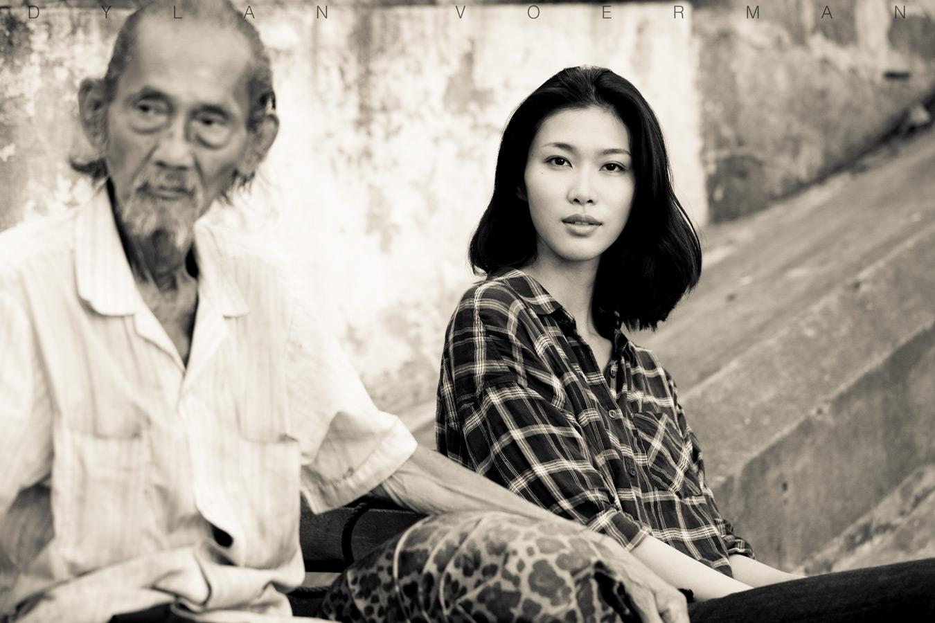 Lydia Wei in Hong Kong