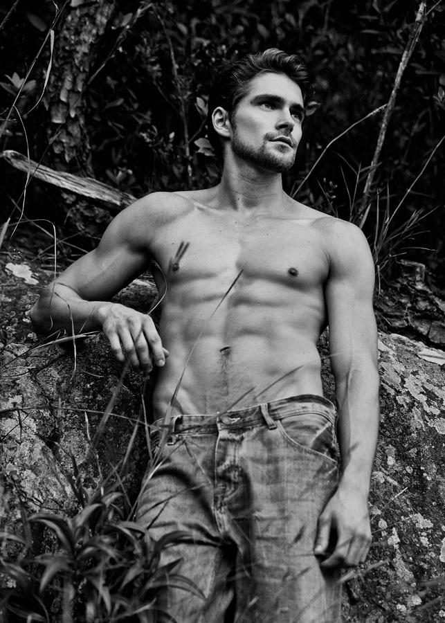 Michael Pishek Hong Kong model from Poland in Hong Kong