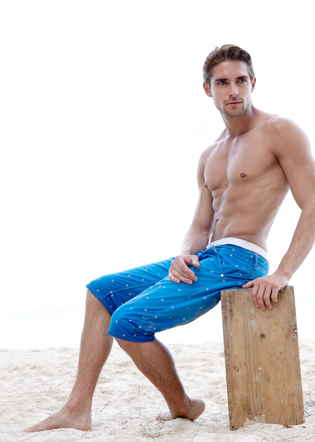 Michael Pishek hua hin bangkok model from Poland in Bangkok