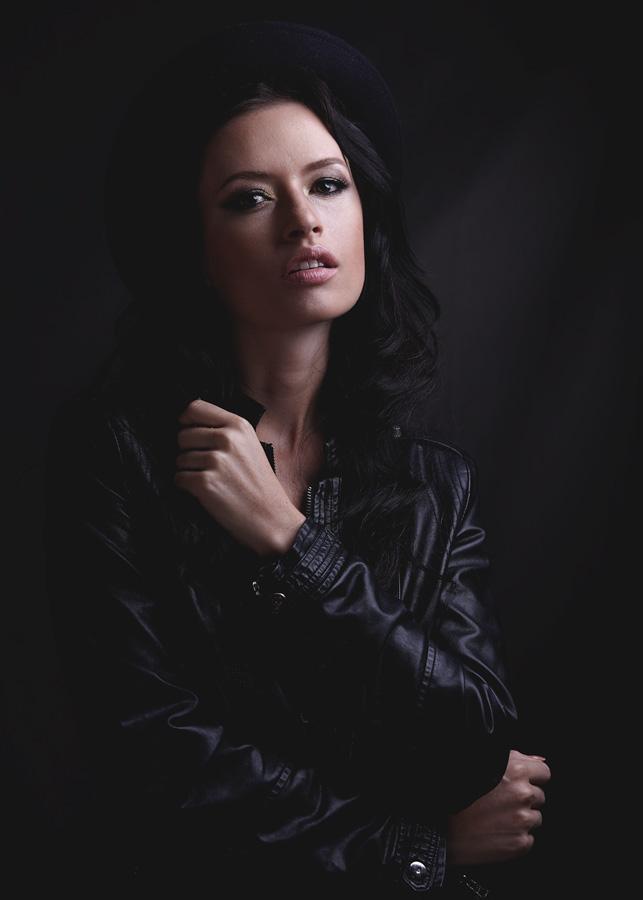 Patricia Brittos Bangkok Thailand model from Brasil