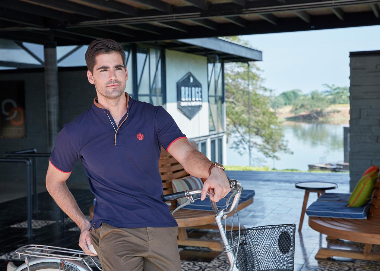 Rivers Island Pakistan fashion brand website billboards photo shoot Thailand Summer 2018