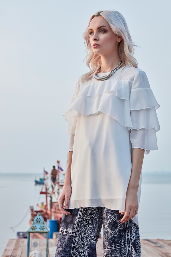 Urban Studio Pakistan fashion brand website billboards photo shoot Thailand Summer 2018