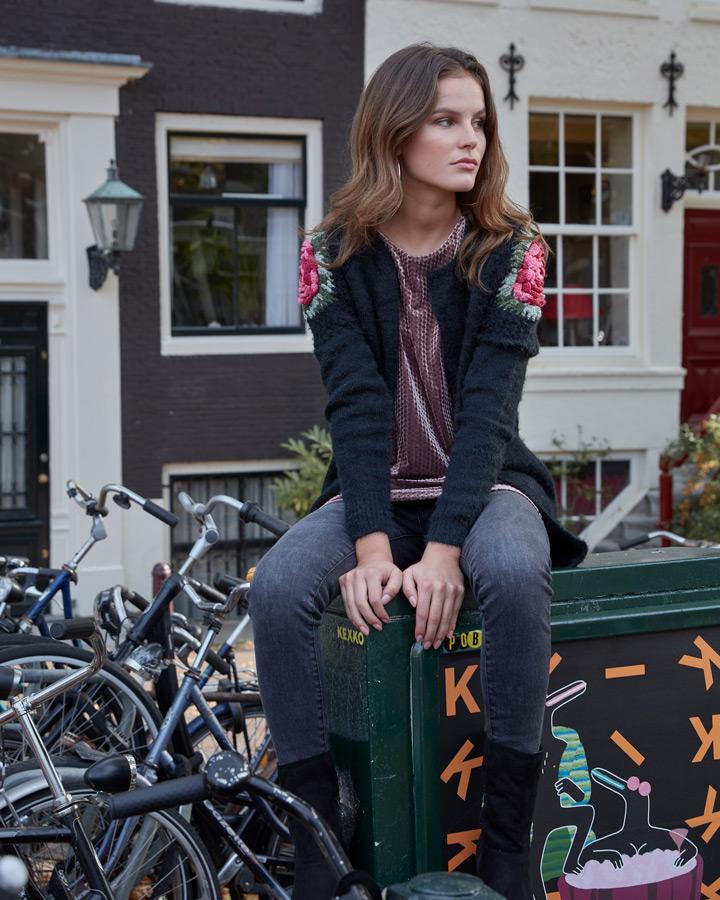 Urban Studio Pakistan fashion brand website billboards photo shoot Amsterdam Winter 2018